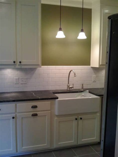 anyone a pendant light above their kitchen sink