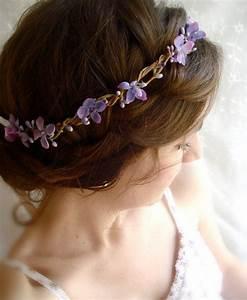 Reserved For DBrowning Flower Hair Wreaths Hair