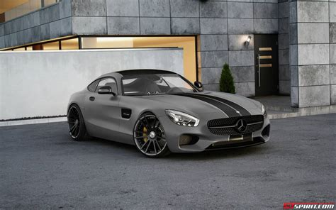 600hp Mercedes-amg Gt By Wheelsandmore