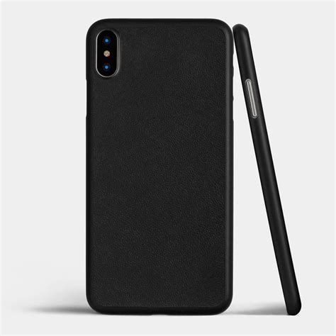 leather iphone thin leather iphone x by totallee