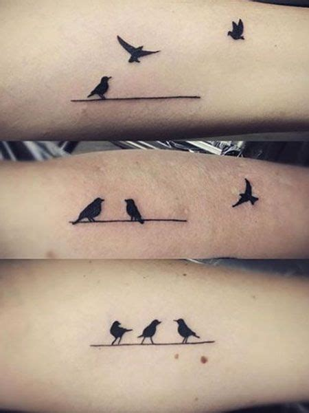 meaningful sister tattoo ideas quotes sibling tattoos friendship tattoos brother tattoos