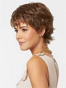 Coupe De Cheveux Mi Court : modele de coupe de cheveux court d grad ~ Nature-et-papiers.com Idées de Décoration
