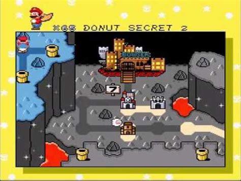 Super Mario World Smb4 Deluxe Remix Part 2 Youtube