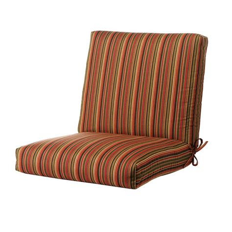 home depot patio bench cushions home decorators collection sunbrella dorsett cherry
