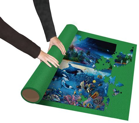 roll up puzzle mat jigsaw roll up mat 300 to 6000 pieces grafika 000 mat