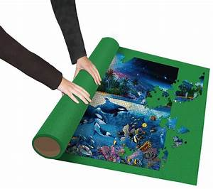 Jigsaw roll up mat 300 to 6000 pieces grafika 000 mat for Tapis puzzle 5000 pieces