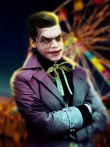 Jerome Valeska - At the circus by Vessling on DeviantArt