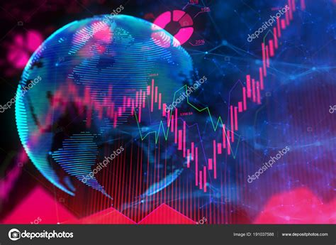 abstract forex wallpaper foto de stock  peshkova