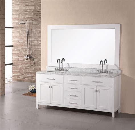 decorative wall cabinets with doors 72 inch modern double bathroom vanity in pearl white