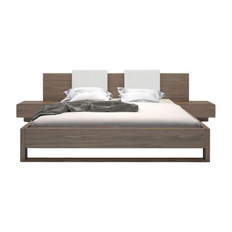 Modloft Bed by Modloft Upholstered Platform Bed Reviews Wayfair
