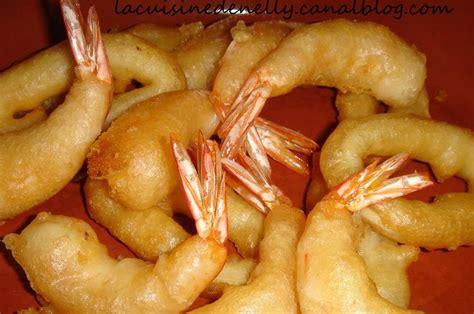 beignets de crevettes et calmars 224 la romaine la cuisine de nelly