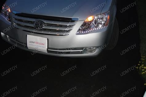 avalon led flashlight night light ijdmtoy car blog led strip lights for 2007 toyota avalon