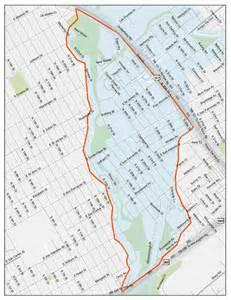 2017 San Jose Flooding Area Map