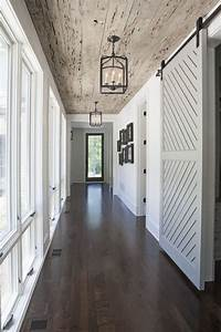 Gorgeous barn doors for the hallway barndoor hardware for Barn door fixtures