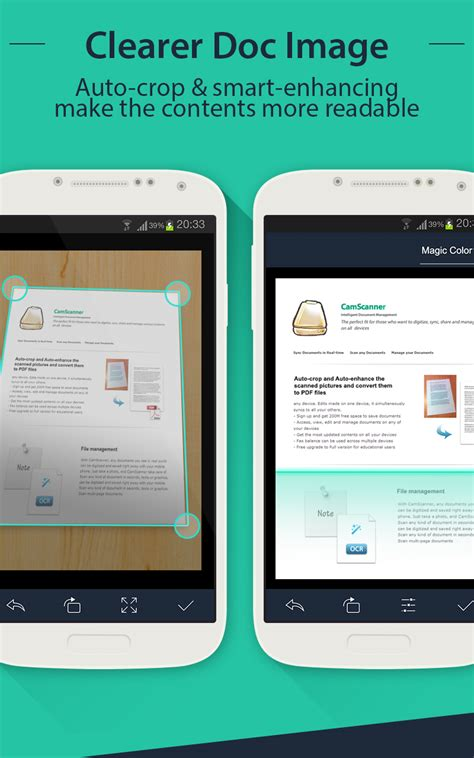 camscanner android english evernote app center