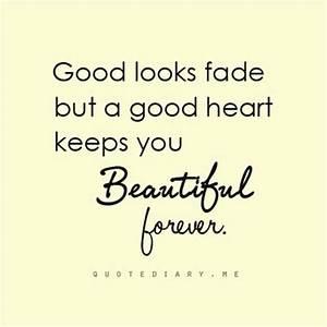 Good Heart Quotes. QuotesGram