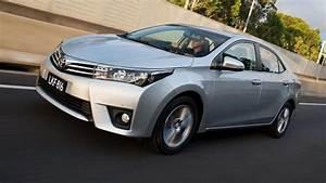 Toyota Corolla Sedan Review 2014