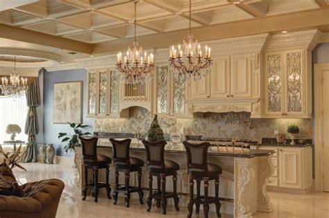 timeless baroque kitchen designs