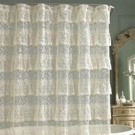 lace shower curtain white lace shower curtain uk curtain menzilperde net