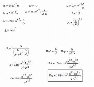 Induktivität L Berechnen : berechnung einer ringkernspule ~ Themetempest.com Abrechnung