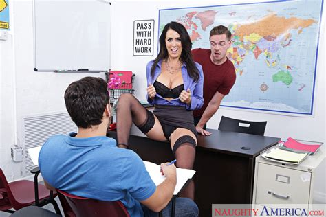 reagan foxx and kyle mason in my first sex teacher naughty america 4k porn videos