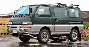 Mitsubishi Delica 2 0 4wd  91hp