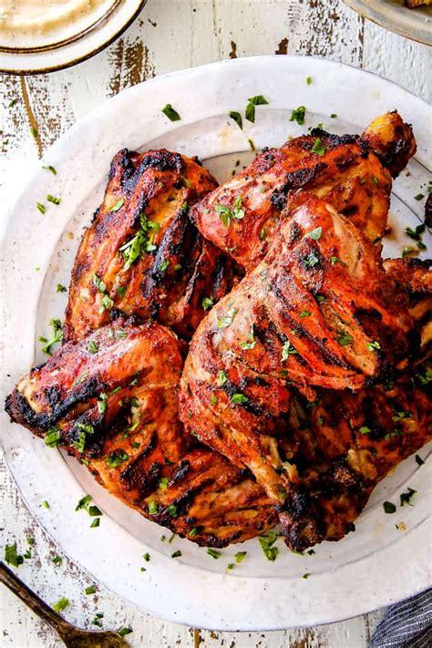 tandoori chicken  cilantro yogurt sauce carlsbad