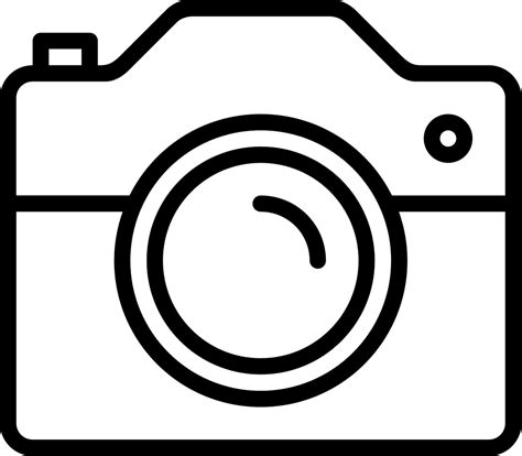 Photo Camera Svg Png Icon Free Download (#230255