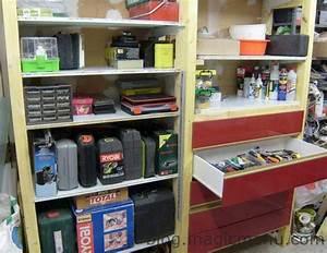 Rangement Outils Garage : rangement dans le garage ~ Melissatoandfro.com Idées de Décoration