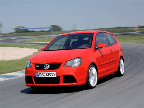 2006 Volkswagen Polo Gti Cup Edition Related Infomation