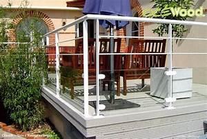 Lambourde Terrasse Composite : du bois composite pour mon balcon ~ Premium-room.com Idées de Décoration