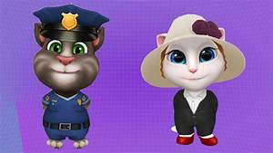 My Talking Tom Baby And Angela Baby Gameplay For Kids HD