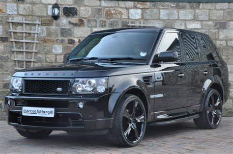 range sport hse tdv6 land rover range rover sport tdv6 hse photos and comments