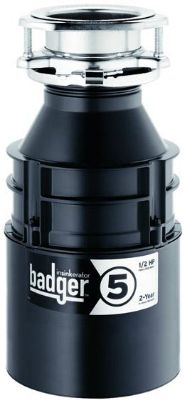 Badger Sink Disposal Not Working by Insinkerator Badger 5 Garbage Disposer Review