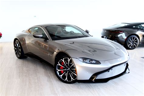 2019 Aston Martin Vantage [taking Orders] Stock # 9nx85250