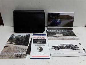 2015 Subaru Wrx    Wrx Sti Owners Manual Guide Book