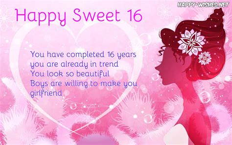 happy sweet 16 quotes and images happy wishes