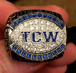 TCW Receive State Championship Rings – Tomball Christian ...