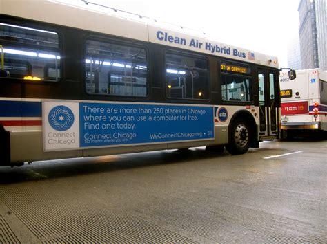 Services Chicago by Cta Extends Pilot Service Along Lincoln Avenue Corridor