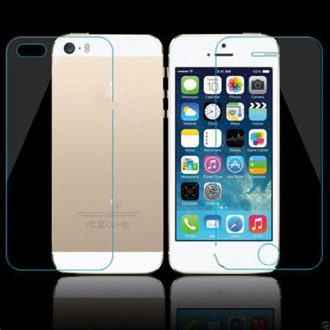 iphone 6 front front and back tempered glass screen protector for iphone