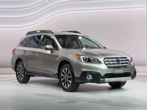 Outback News 2015 subaru outback 2014 new york auto show live photos