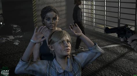 Claire And Sherry Meet Chief Irons But Its All Wrong