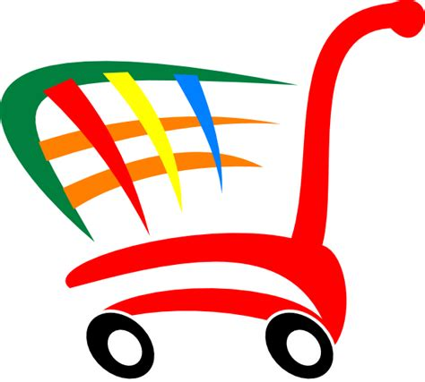 Shopping Cart Clipart Shopping Cart Clip At Clker Vector Clip