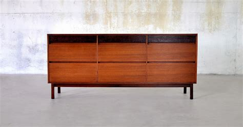 Mount Airy Triple Dresser, Credenza Or Buffet