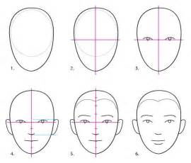 Схематический рисунок человека для детей