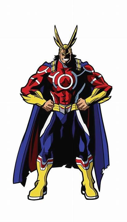 Might Hero Academia Age Transparent Figpin Anime