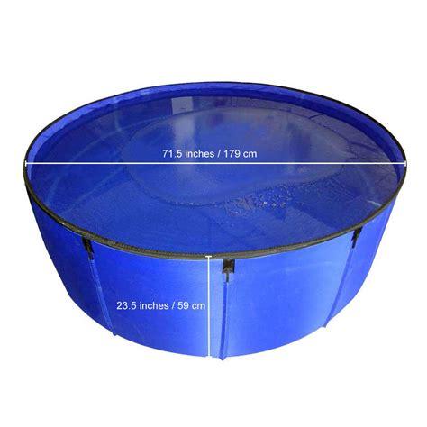 koi tub 350 gallon portable koi tub quarantine tank portable