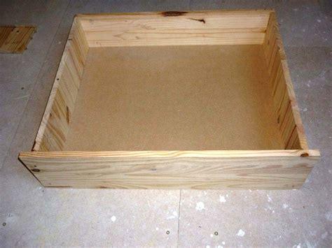 comment fabriquer un bureau en bois comment faire des tiroirs 28 images comment fabriquer