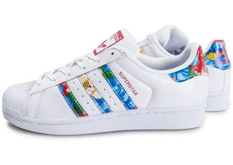 balance slip on shoes adidas superstar w multicolor chaussures adidas chausport
