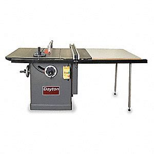 table saw blade direction dayton cabinet tbl saw 12 in bld 5 8 1 in arbor 2lkp6